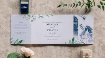 Orlando Wedding Invitations