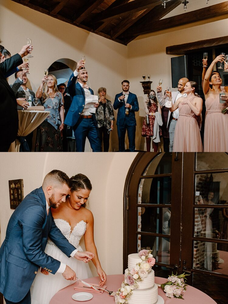 Casa Feliz - Orlando Wedding Venue